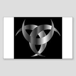 Horned Triskele- The horn of Odin Sticker