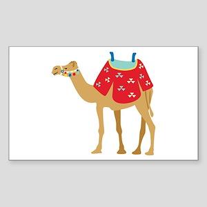 Desert Camel Sticker