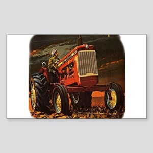 Rural America Rectangle Sticker