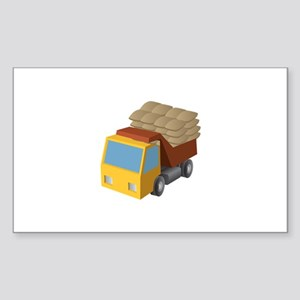Children Toy Truck Sticker