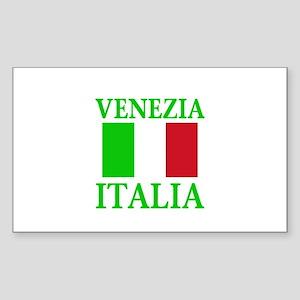 Venezia, Italia Rectangle Sticker