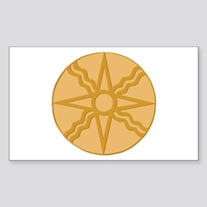 Star of Shamash Sticker