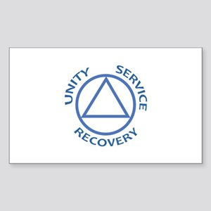UNITY SERVICE RECOVERY Sticker