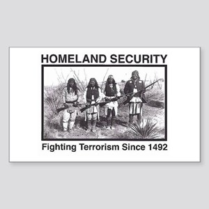 Since 1492 Rectangle Sticker
