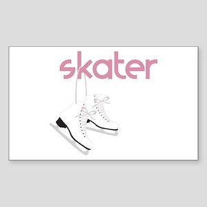 Skaters Skates Sticker