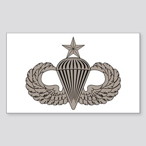 airborne wings-Senior--3.0 Sticker