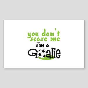Im A Goalie Sticker