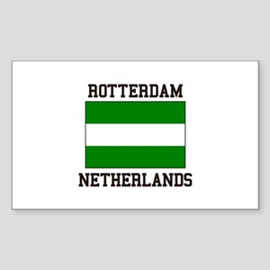 Rotterdam, Netherlands Sticker