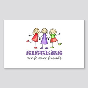 Sisters Sticker