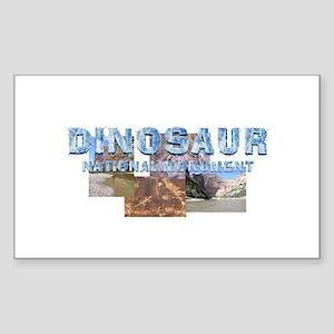 ABH Dinosaur NM Sticker (Rectangle)
