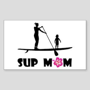 SUP_MOM Sticker
