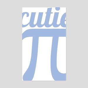 Cutie Pi Sticker (Rectangle)