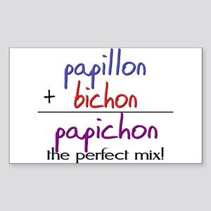 Papichon PERFECT MIX Sticker (Rectangle)