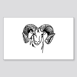 Rams Sticker
