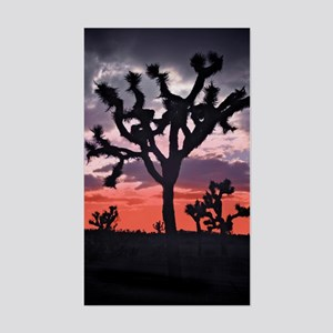 Joshua Tree Sticker (Rectangle)