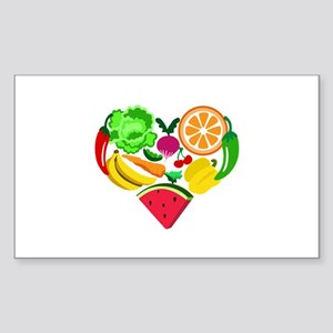 heart healthy foods Sticker