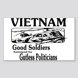 VIETNAM Sticker (Rectangle)