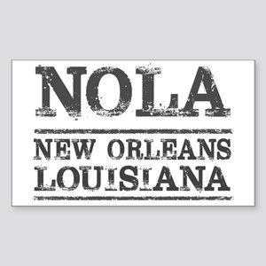 NOLA New Orleans Vintage Sticker