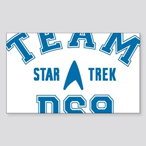star-trek_team-ds9 Sticker (Rectangle)