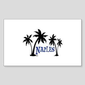 Naples Florida Sticker