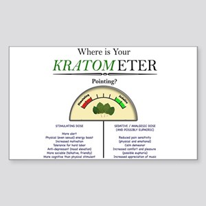 Where is Your Kratometer Pointing? Sticker