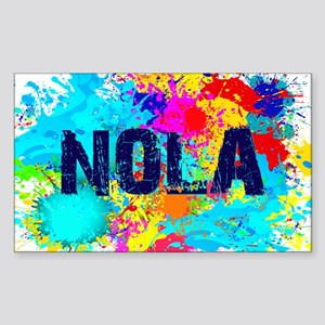 Good Vibes NOLA Burst Sticker
