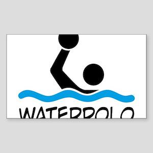 waterpolo Sticker