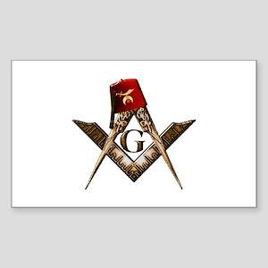 Shrine Mason Sticker