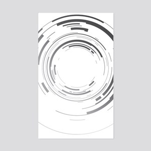 Abstract lens Sticker (Rectangle)