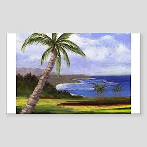 Beautiful Kauai Sticker