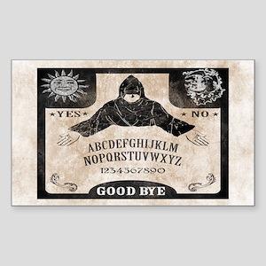 Vintage Ouija Board Sticker