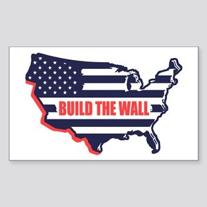 Build The Wall Sticker
