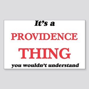 It's a Providence Rhode Island thing, Sticker