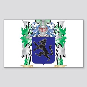 Abba Coat of Arms - Family Crest Sticker