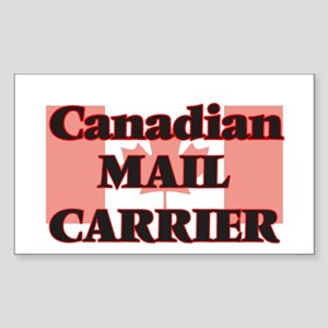 Canadian Mail Carrier Sticker