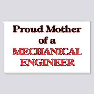 Proud Mother of a Mechanical Engineer Sticker