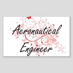 Aeronautical Engineer Artistic Job Design Sticker