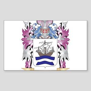 Applebee Coat of Arms (Family Crest) Sticker