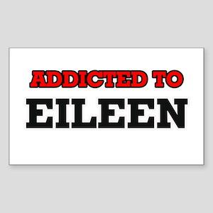 Addicted to Eileen Sticker