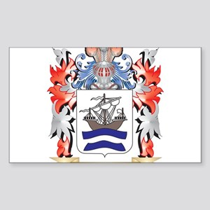Applebee Coat of Arms - Family Crest Sticker