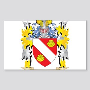 Aguirre Coat of Arms - Family Crest Sticker