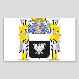 Bridgewater Coat of Arms - Family Crest Sticker