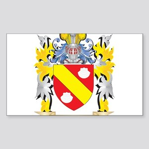 Perazzi Family Crest - Coat of Arms Sticker