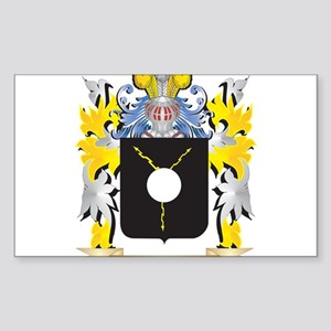 Zeiss Family Crest - Coat of Arms Sticker
