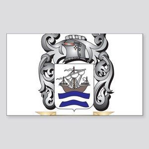 Applebee Family Crest - Applebee Coat of A Sticker