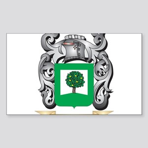Flanagan Coat of Arms - Family Crest Sticker