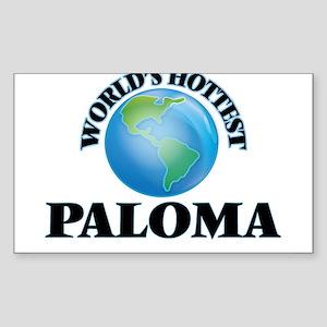 World's Hottest Paloma Sticker