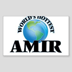 World's Hottest Amir Sticker