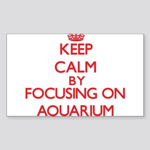 Aquarium Sticker