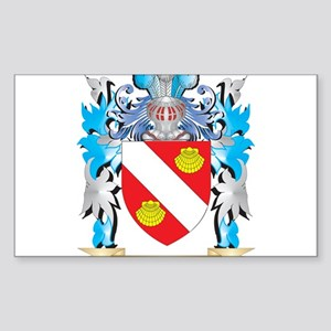 Aguirre Coat Of Arms Sticker
